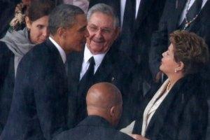 Castro Obama 2